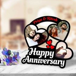Anniversary Photo Table Top