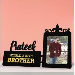 Personalized Memento For Brother