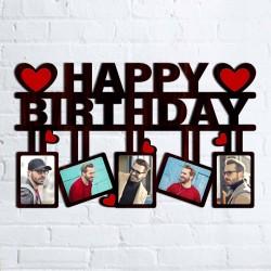 Birthday Collage Photo Frame