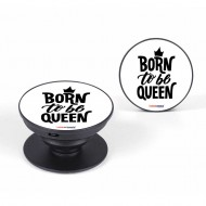 Born To Be A Queen Pop Up Socket