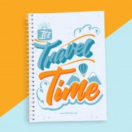 Its Travel Time Quotation Notebook