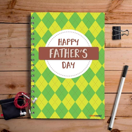 Happy Father's Day Quotation Notebook