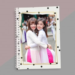 Personalized Notebook - A5