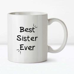 Best Sister Ever Mug