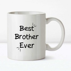 Personalized Best Brother Ever Mug