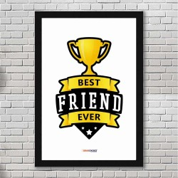 Best Friend Ever Frame
