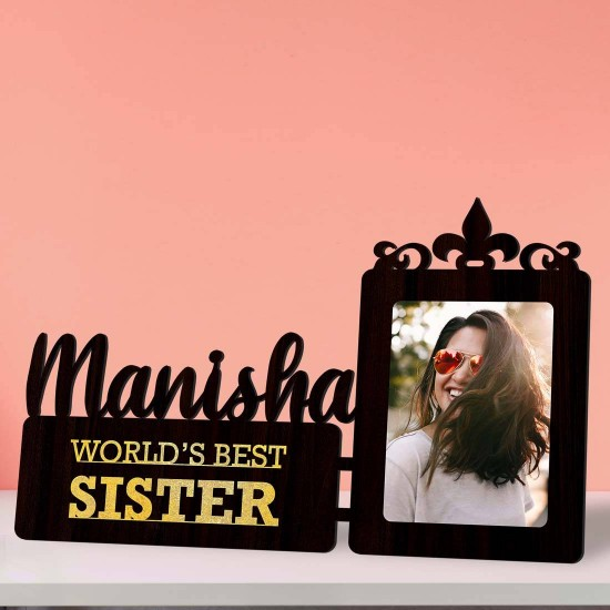 Personalized Memento For Sister